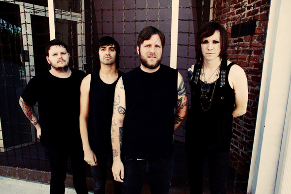 "Against Me! unveil new video for ""Black Me Out"""