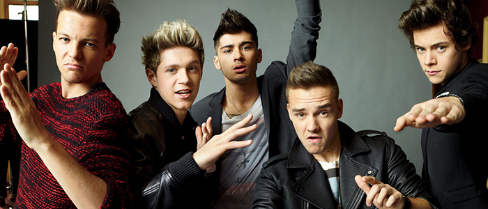 One Direction Detail: One Direction Announce Details For Third Album