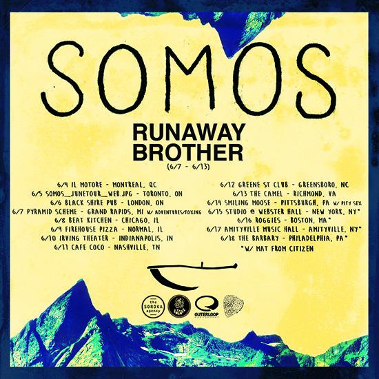 Somo tour dates