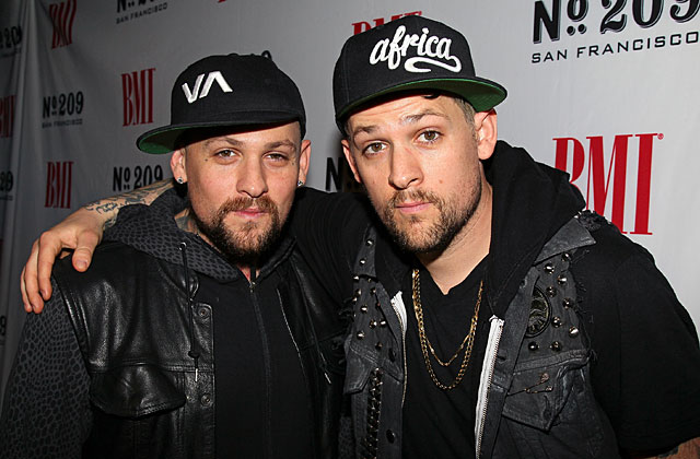 joel and benji madden good charlotte announce new band