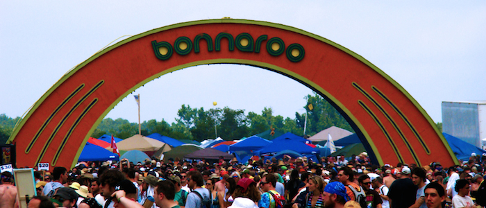 Bonnaroo dating