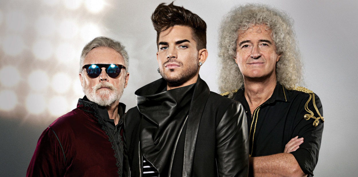 Queen Tour Tickets